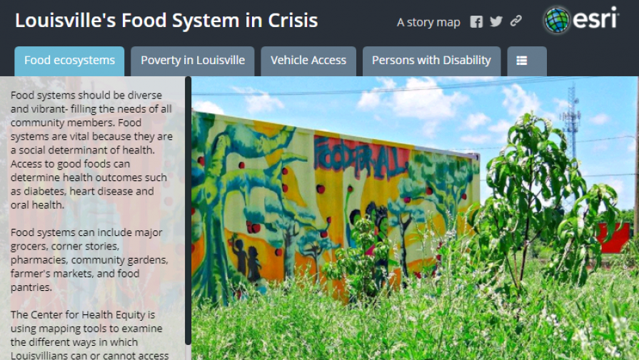 Louisville's Food System in Crisis