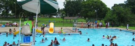 Metro Parks Swimming Pools